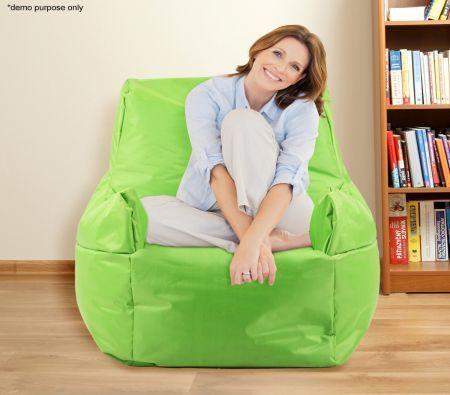 Magnificent Green Bean Bag Sofa Cover Bestdeals Co Nz Creativecarmelina Interior Chair Design Creativecarmelinacom