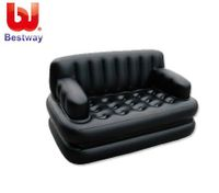 Bestway Inflatable Double Sized Sofa Bed Couch with Pump