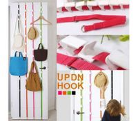 Adjustable Over Door Straps Hanger