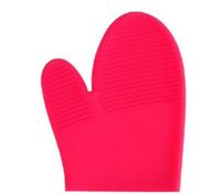 Pink Heat Hot and skid Resistant Oven Mitt Glove Protect