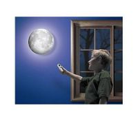 MOON In My Room Educational Wall Lamp