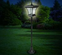 Solar Power Garden Lamp Post