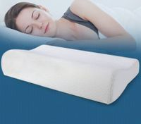 Visco Elastic Memory Foam Contour Pillow