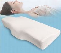 Deluxe Visco Elastic Contour Memory Foam Therapeutic Pillow