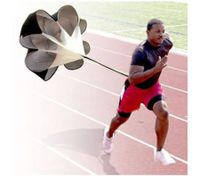 Resistance Training Parachute Running Speed Execise Bands for Strength Core Power