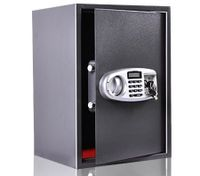 Electronic Lock Security Safe with LCD