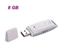 G3 Rechargeable USB Flash Drive / Voice Recorder(8GB)