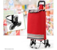 Terrain Ready shopping Trolley with Waterproof Bag