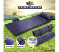Self-Inflating Air Mattress-190cmx66cmx2.5cm