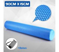90cm Physio Foam Yoga Pilates Roller