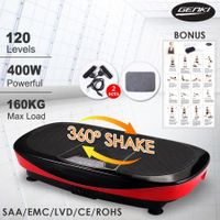 Genki Two Motor 360 Degree Shake Body Vibration Machine