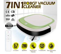 7 IN 1 DEEBOT Slim Automatic Robot Vacuum Cleaner