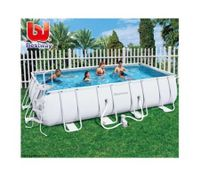 Bestway Extra Large Steel Frame Above Ground Swimming Pool