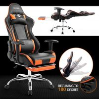 High Back Gaming Sports Racing Recliner Seat