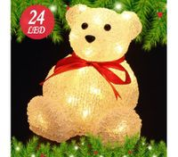Christmas Led Light Acrylic Polar Bear