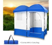 XL Portable Double Outdoor Change Room Tent