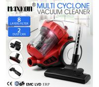 2.5L Multi Cyclonic Bagless Powerful Vacuum Cleaner - HEPA Filter