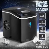 3.2L Home Portable Ice Maker Machine