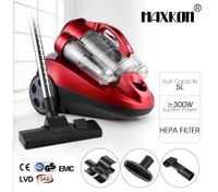 5L Multi-Cyclonic Bagless Vacuum Cleaner w/ HEPA Filter