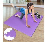 Expandable Anti Slip Exercise Floor Protection Mat