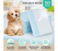 Absorbent Potty Training Pads for Pets of all Ages