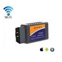 WiFi Car Diagnostic Wireless Scanner Tool IOS iPhone iPad iPod