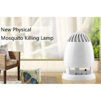 USB Electric Anti Mosquito Insect Killer Zappers Fly UV Light LED Summer Lamp Black