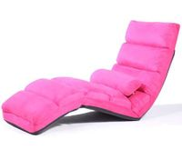 Multi-Functional Pink Sofa Bed