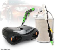 Shogun Portable Car Wash Kit with Pump
