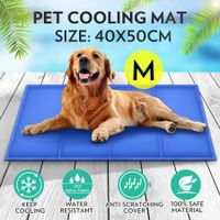 Pet Self-Cooling Gel Mat Bed-Medium