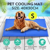 Pet Self-Cooling Gel Mat Bed-Small