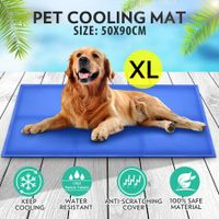 Pet Self-Cooling Gel Mat Bed-X-Large