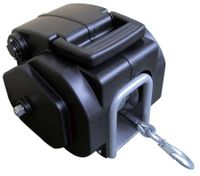 Heavy Duty Electric Boat Winch - 3500LBS