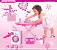 Deluxe Little Laundry Play Set