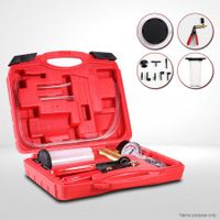 10 Piece Hand-Held Vacuum Pump Kit