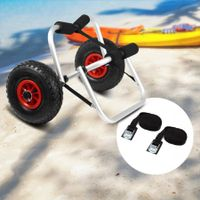 Kayak Trolley with Kickstand