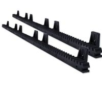 Steel Reinforced Nylon Sliding Gate Rack for DSR1000