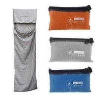 Ultra-Light Portable Mini Sleeping Bag For Camping Travel Gray