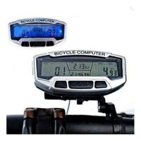Digital Lcd Backlight Bicycle Computer Odometer Bike Speedometer