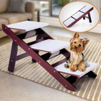 3-Step Foldable Pet Stairs