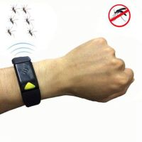 Outdoor Ultrasonic Mosquitoes Repellent Electronic Wristband