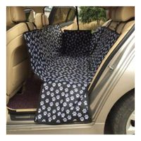 Waterproof Oxford Car Pet Seat Covers Back Bench Car Seat Covers Mat