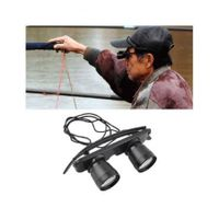 3in1 3X28 Binoculars Telescope Glasses Outdoor Fishing Game Watching Tackle