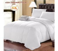 Microfiber Winter Weight Quilt Super King Size