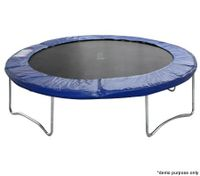12FT 366cm Trampoline Spring Cover - Cover Safety Pad for Round Trampoline