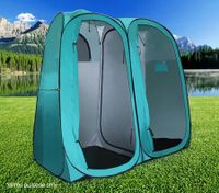 Pop-Up Twin Ensuite Tent