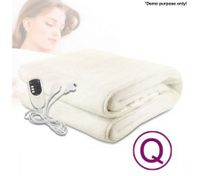 Fitted Electric Blanket - Queen Size