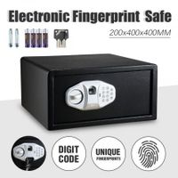 Electronic Fingerprint Safe Digital Lock Security Safe