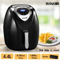 New 4.4L Digital Turbo Air Fryer Deep Healthy Oil Free Cooker Oven