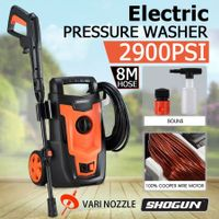 Electric High Pressure Washer Water Cleaner Sprayer with 8-Metre High-Quality Hose